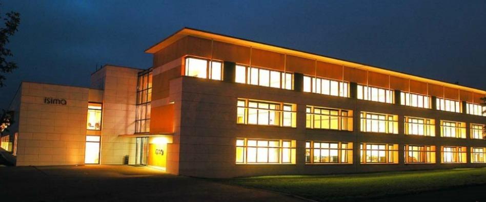 ISIMA – Institut Supérieur d'Informatique, de Modélisation et de leurs Applications