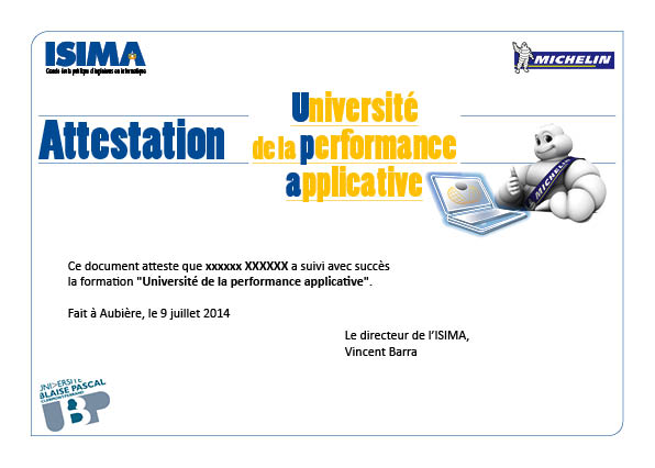 attestation upa