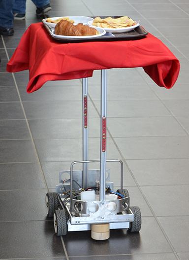 robot serveurw
